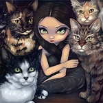 ������ ��� Jasmine Becket Griffith � �������, �������� ��������� Jasmine Becket-Griffith