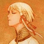 Аватар Dio Eraclea из аниме Изгнанник / Last Exile, art by Range Murata