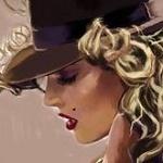 Аватар Девушка в шляпе, ву Elena Checchi
