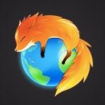 Аватар Пародия на эмблему браузера Mozila Firefox
