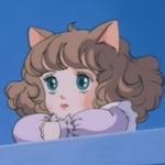 Аватар Девочка-кошка Chibi-neko из аниме Звезда Пушистландии / Wata no Kuni Hoshi