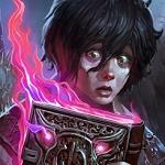 Аватар Мальчик с волшебной книгой