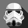 Аватар Голова клона из фильма Star Wars / Звездные войны