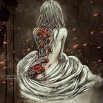 Аватар Девушка с тату на спине, by NanFe