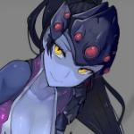 Аватар Роковая Вдова / Амели Лакруа из игры Overwatch / Дозор