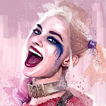 Аватар Harley Quinn / Харли Квинн из фильма Отряд самоубийц / Suicide Squad