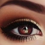 Аватар Карий глаз девушки