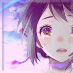 Аватар Мицуха Миямизу / Miyamizu Mitsuha из аниме Твое имя / Your Name. / Kimi no Na wa