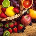 Аватар Корзина с фруктами и ягодами