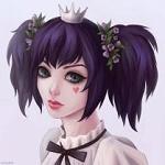 Аватар Девушка - принцесса в короне, by arnaerr