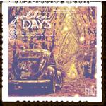 Аватар Старый автомобиль в осеннем парке (Golden days / Золотые дни)