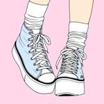 Аватар Ножки в кедах