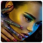 Аватар Девушка с ярким макияжем, фотограф Irella Konof