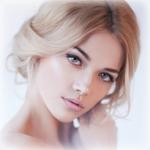 Аватар Красивая, светловолосая девушка