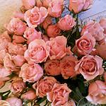 Аватар Букет розовых роз