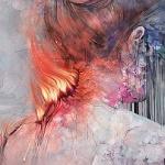 Аватар Горящая девушка, by Yuhon