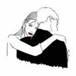 99px.ru аватар Девушка обнимает парня