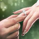 Аватар Мужская рука надевает кольцо на руку девушки