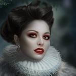 Аватар Вампирша с красивой прической