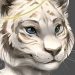 Аватар Смешная мордочка тигра