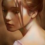 Аватар Грустная девушка, by Bladdneart