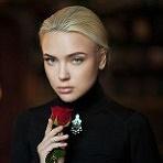 Аватар Девушка с розой, фотограф Fedor Shmidt
