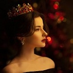 Аватар Девушка в короне, фотограф Fedor Shmidt
