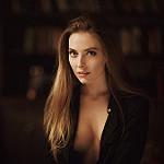 Аватар Девушка с длинными волосами, фотограф Fedor Shmidt