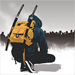 Аватар Воин с темными силами