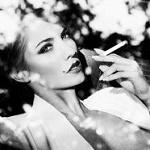 Аватар Девушка с сигаретой, by aleksandra88