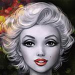 Аватар Улыбающаяся Мерилин Монро / Marilyn Monroe