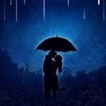 Аватар Влюбленные стоят под зонтом