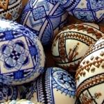 Аватар Красивый орнамент на яйцах