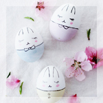 Аватар Яйца-кролики и цветы сакуры