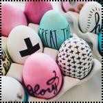 Аватар Очень стильные пасхальные яйца