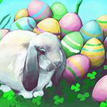 Аватар Белый кролик и яйца, автор Anthony James Rich