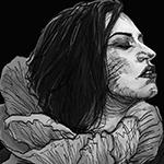 Аватар Девушка с короткой стрижкой, by Вера Трусова
