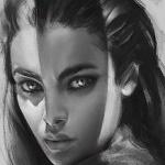 Аватар Девушка с красивыми глазами, by Ramonn90