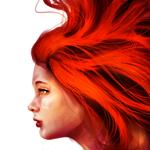 Аватар Девушка с рыжими волосами