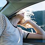 Аватар Девушка в авто