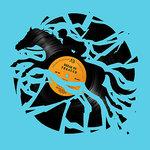 Аватар Разбитая граммофонная пластинка с жокеем на лошади, by Enkel Dika
