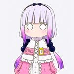 Аватар Канна Камуи / Kanna Kamui из аниме Дракон-горничная Кобаяши / Kobayashi-san Chi no Maid Dragon