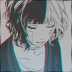 Аватар Девушка с пластырем на лице