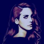 Аватар Певица Лана Дель Рей / Lana Del Rey, by DesiraeSalazar