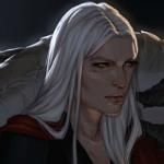 Аватар Manon / Манона - персонаж книги Sarah J. Maas / Сара Дж. Маас Throne of Glass / Стеклянный трон, by Merwild