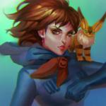 Аватар Nausicaa / Навсикая из манги Nausicaa of the Valley of the Wind / Навсикая из Долины ветров, by Lagunaya