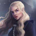 Аватар Daenerys Targaryen / Дейнерис Таргариен из сериала Game Of Trones / Игра Престолов, by SandraWinther