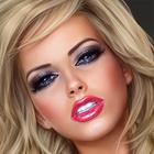 Аватар Блондинка с голубыми глазами