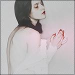 Аватар Девушка с окровавленными руками