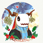 99px.ru аватар Элиас Эйнсворт / Elias Ainsworth из аниме Невеста чародея / Mahoutsukai no Yome